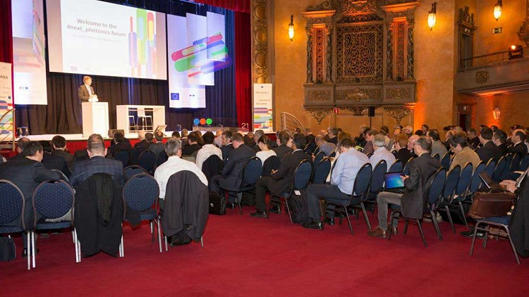 Photonics PPP Annual Meeting 2018, Winning Europe's Future: Europe's Age of Light