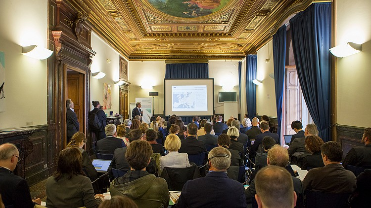 Photos from the Photonics Roadshow in Florence