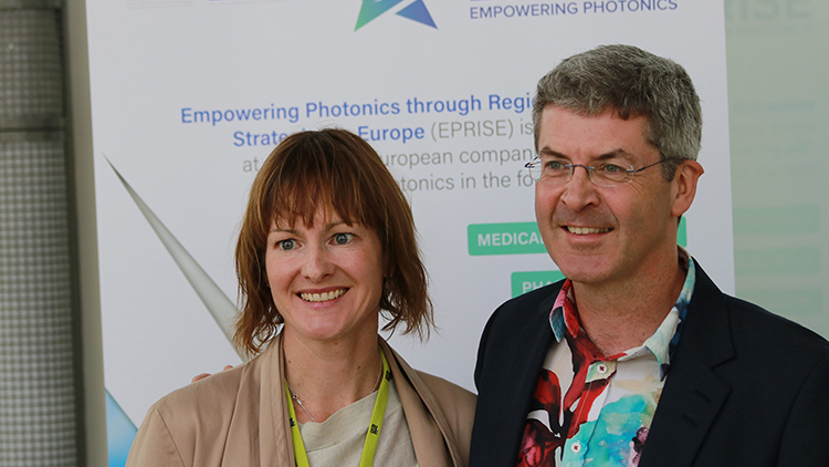 Photos from the Photonics Roadshow in Stockholm